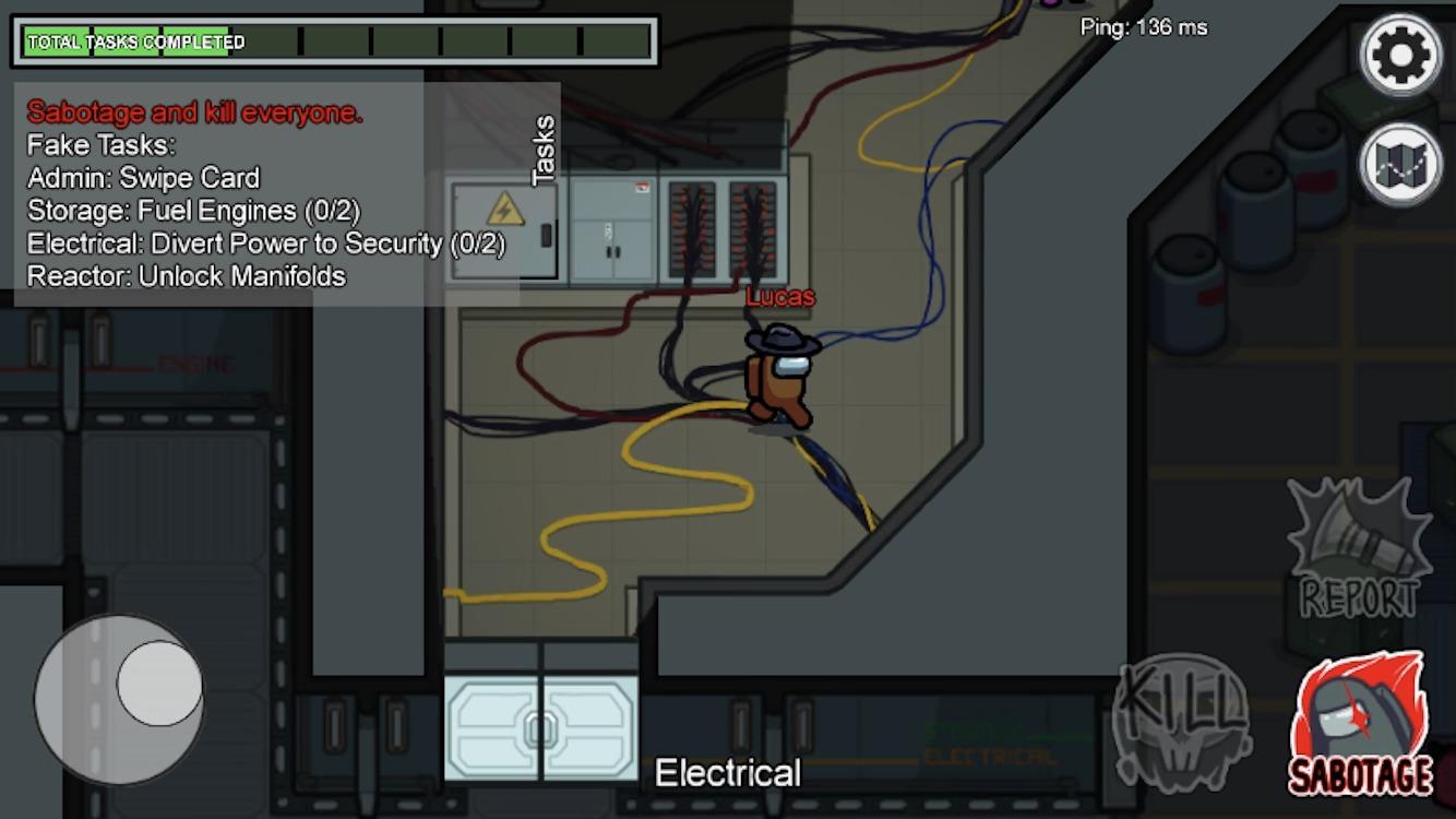発電所の扉閉めた