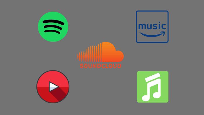 有名音楽配信サービスと比較